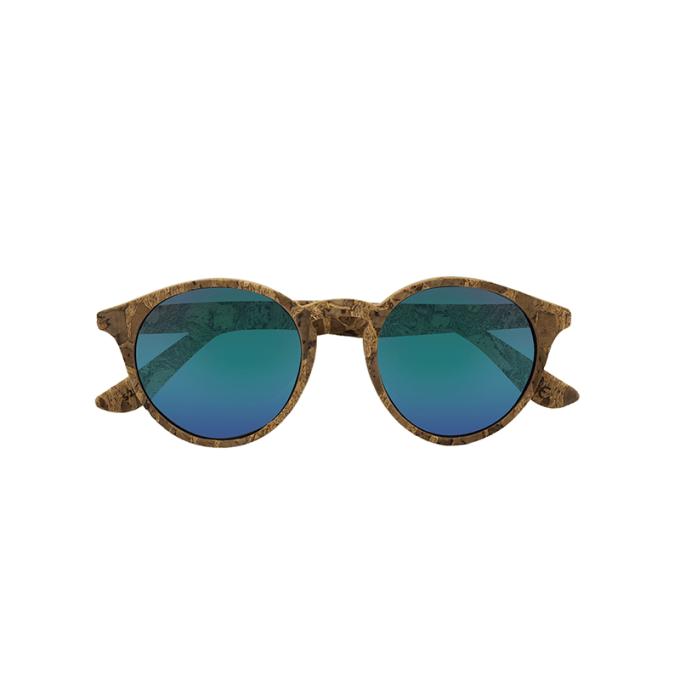 lunette de soleil laguna bleu miroir parafina