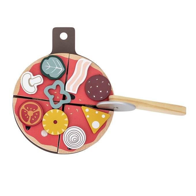 pizza en bois bloomingville mini