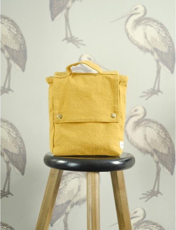 le sac à dos des tous petits minimes miel rive droite