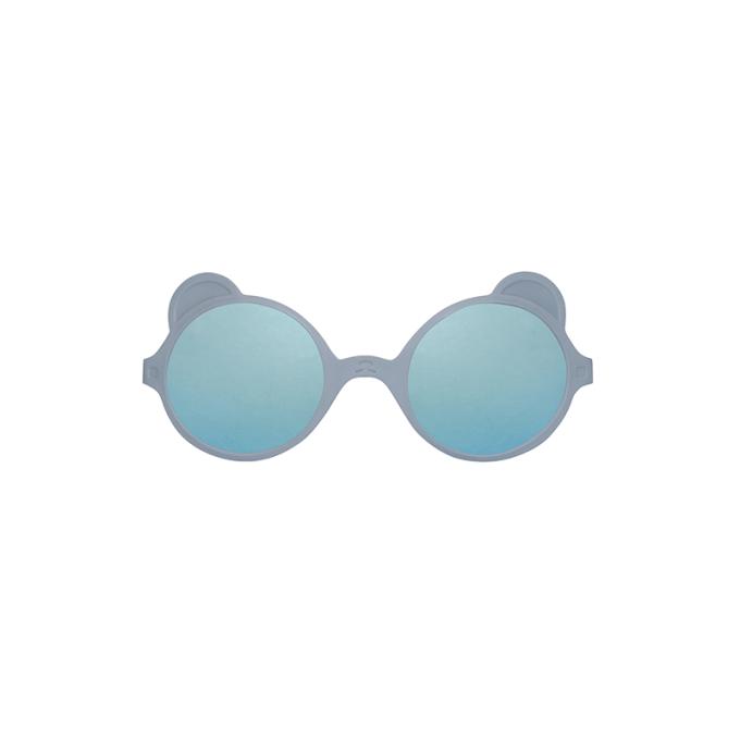 lunette ourson bleu silver 1 a 2 ans ki et la