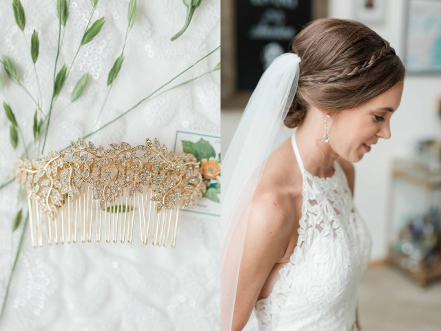 7-gold-diamond-bridal-hair-piece   maison meredith
