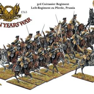 Prussian 3rd Cuirasseurs