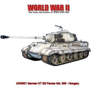Late War Germans
