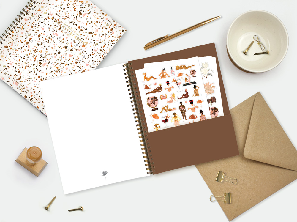 PLANNER_terrazzo_cognac_ALL-THE-WAYS-TO-SAY-MAISON-PAON