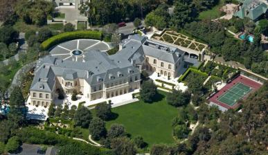 maison la plus chère des USA