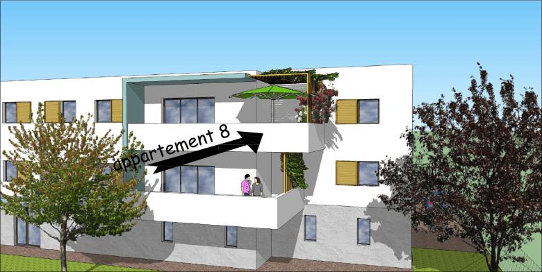 vente appartement neuf Arles