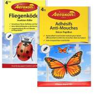 Adhésif anti-mouches INSECTICIDE