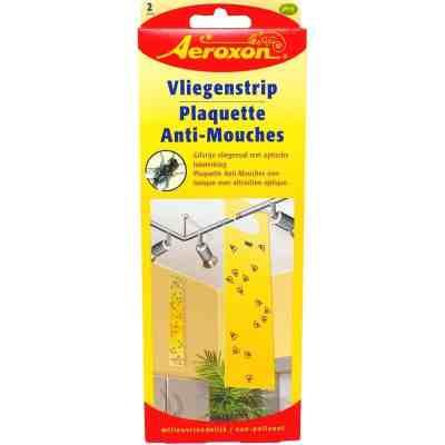 AEROXON - Plaquettes adhésives anti-mouches