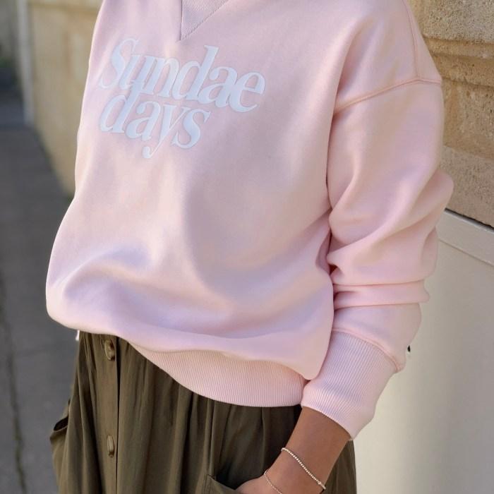 sweat-rose-poudre-inscription-frnch-paris-maison-prune
