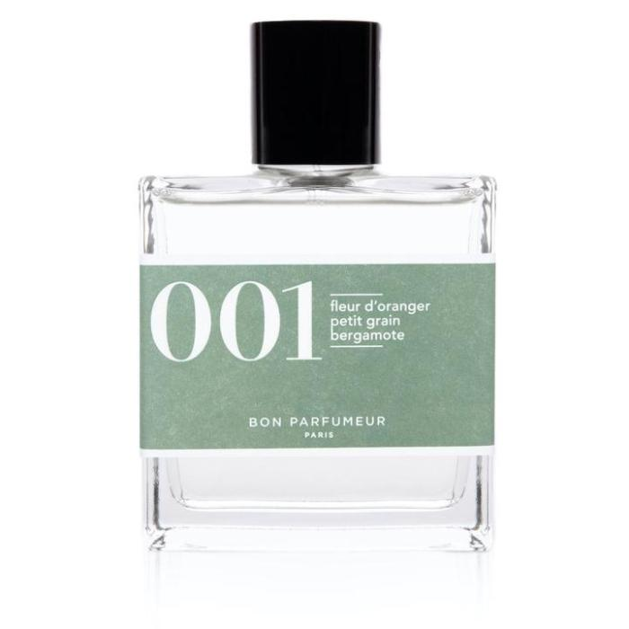 parfum, bon parfumeur, made in france, cruelty free, parfums naturels, parfum bon parfumeur, parfum 001, bon parfumeur 001