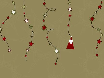 Fabriquer une dcoration de Noel au lieu den acheter
