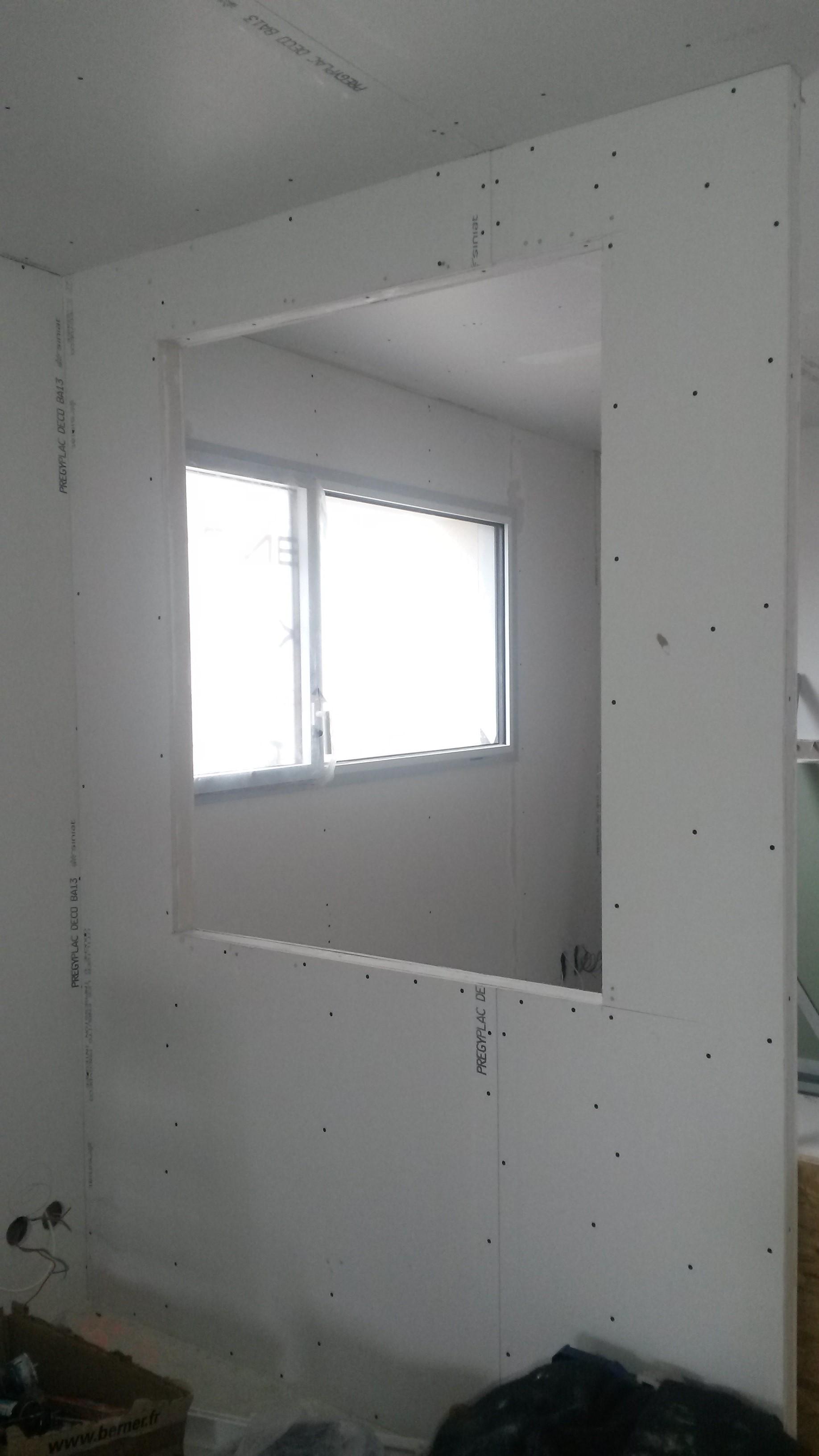Faire une verrire intrieure style atelier pas cher  Construction de notre maison RT2012