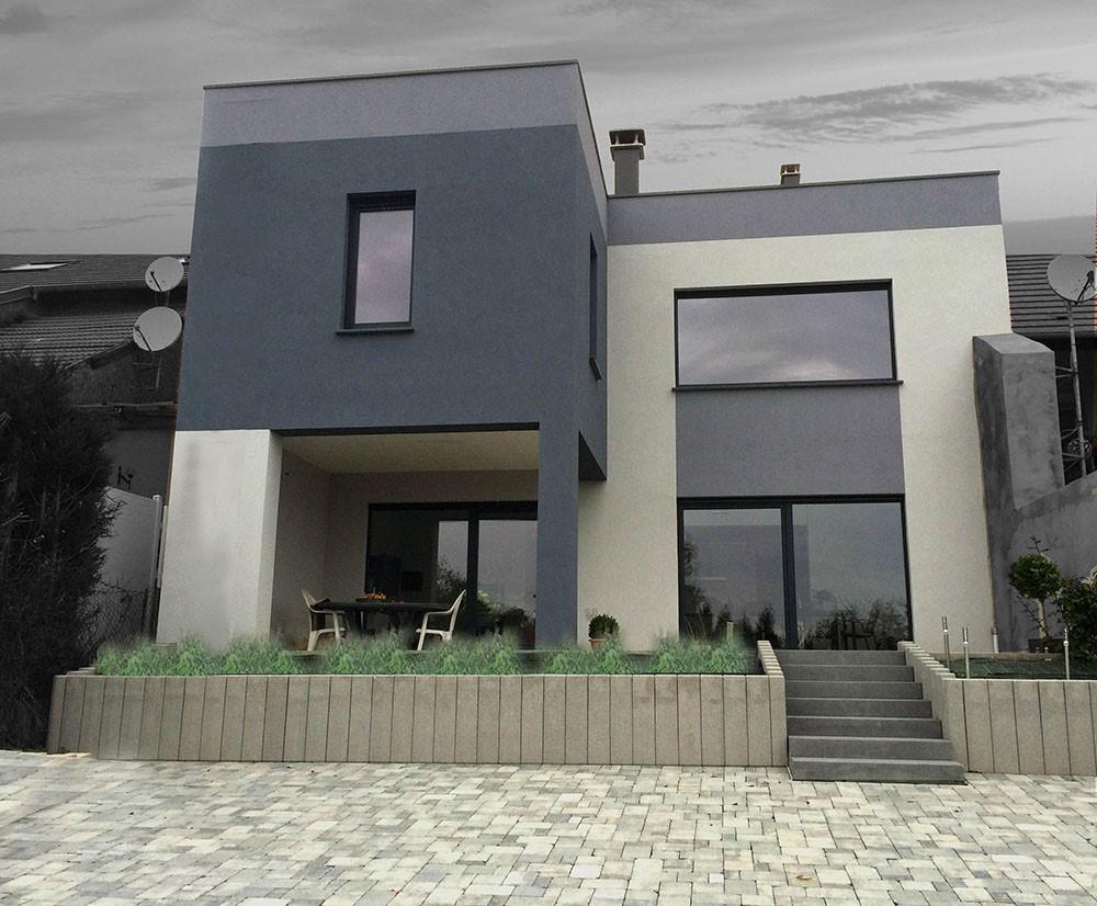 maison mitoyenne prix maison mitoyenne en vente. Black Bedroom Furniture Sets. Home Design Ideas