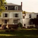 Champrosay - Alphonse Daudet