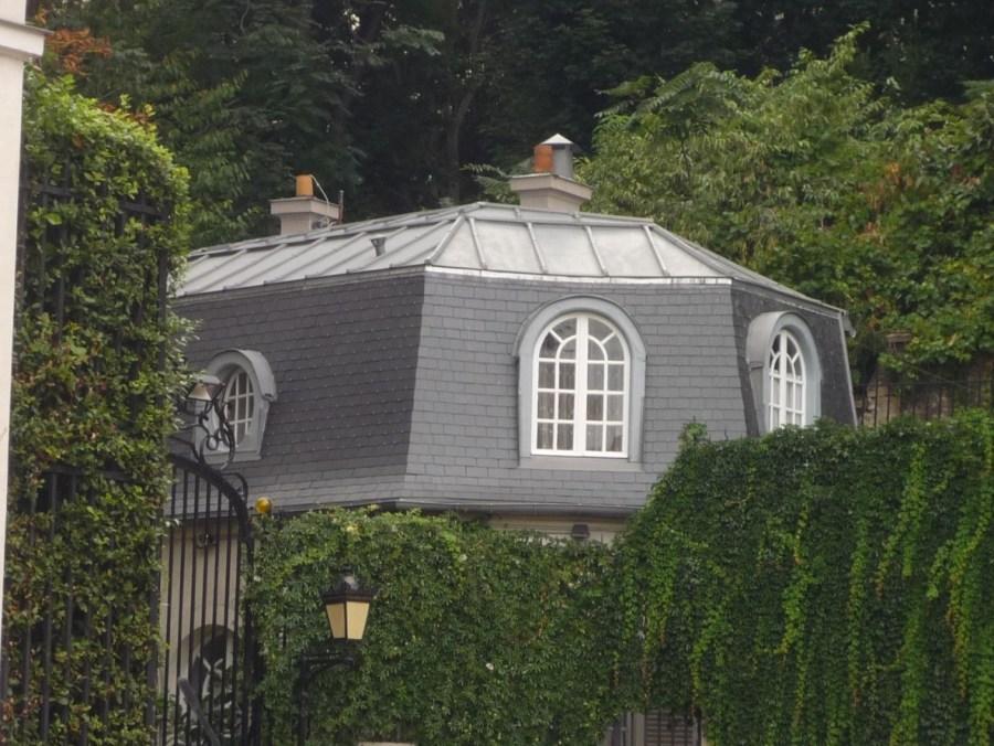 G rard de nerval mortefontaine et paris maisons crivains for Ambassade de france washington visite maison blanche