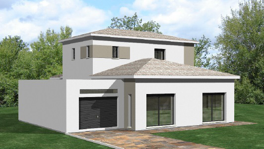 Plan De Maison Moderne D\'architecte Gratuit