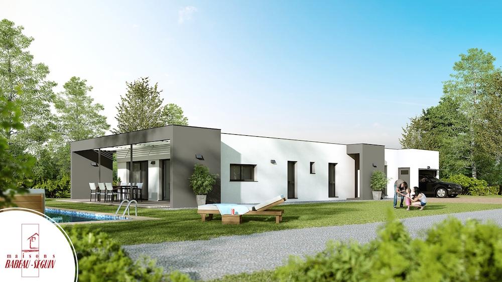 Maison Babeau Seguin Prix Wohnzimmer Grundriss Ideen