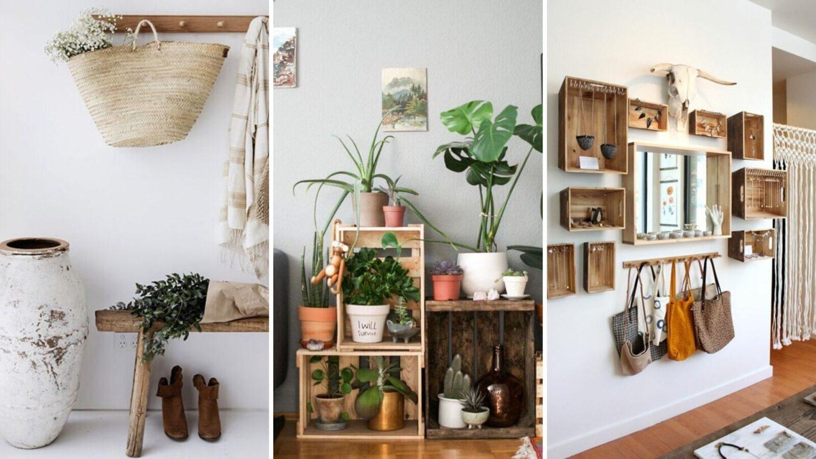 sublimer son interieur avec du bois