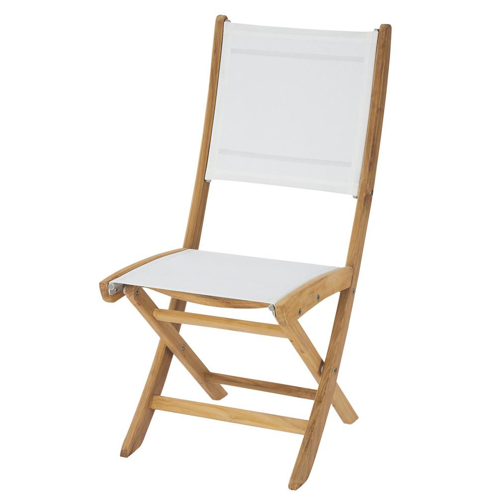 Chaises En Teck De Jardin - Penza.top