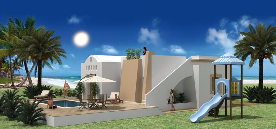 Construire En Tunisie Avec Les Plans De Maisons Nora Avec