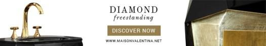 Maison Valentina Diamond Freestanding