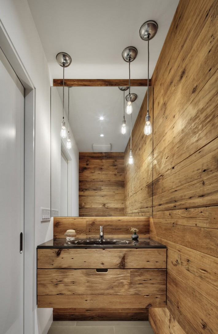 Rustic Modern Bathroom Design Ideas  Maison Valentina Blog