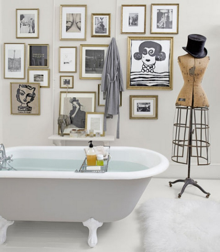 Be creative With Inspiring Bathroom Decorating Ideas