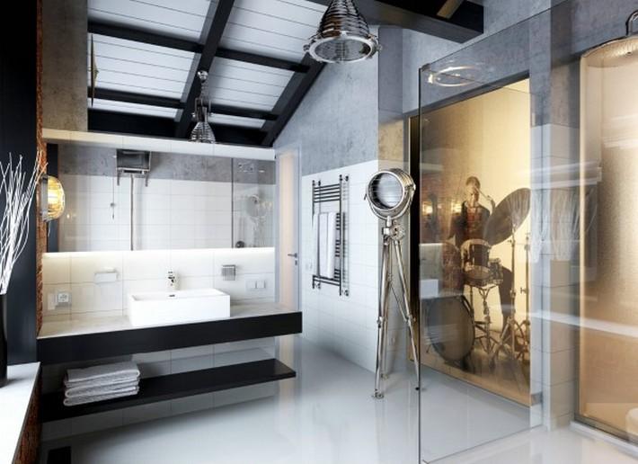 His Turn Luxury Bathroom Design For Men Maison