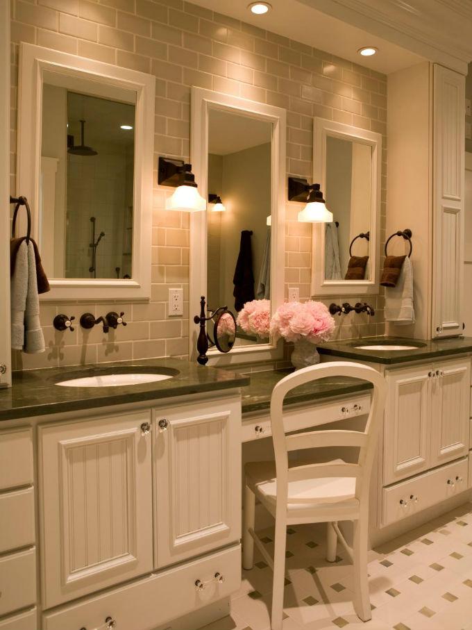 Dream Bathrooms Top 10 Amazing Dressing Tables