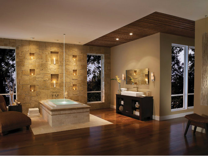 10 Dream Bathrooms That Will Leave You Breathless