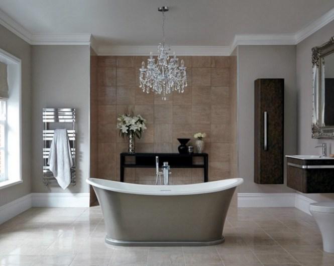 Crystal Chandeliers For Luxury Bathrooms Bathroom The Perfect Chandelier Your 5