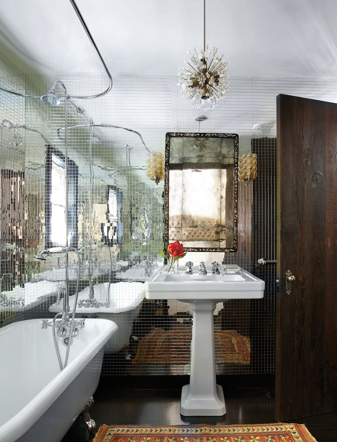 Glam Up Your Decor With The Best Bathroom Mirrors Maison Valentina Blog