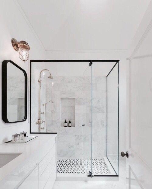 4 Amazing Black And White Bathroom Ideas Maison Valentina Blog