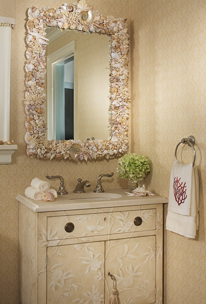 Seainspired Bathroom Decor Ideas  Inspiration And Ideas