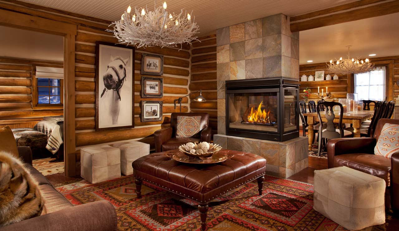 Rustic Living Room Ideas For This Fall