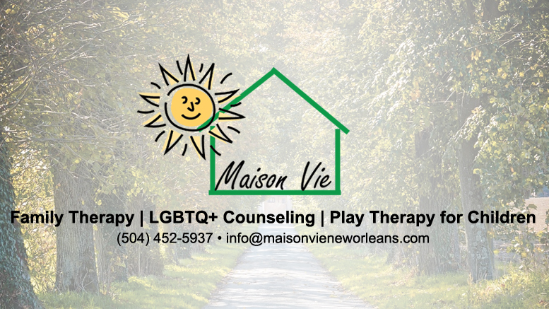 Maison Vie New Orleans Therapy and Counseling