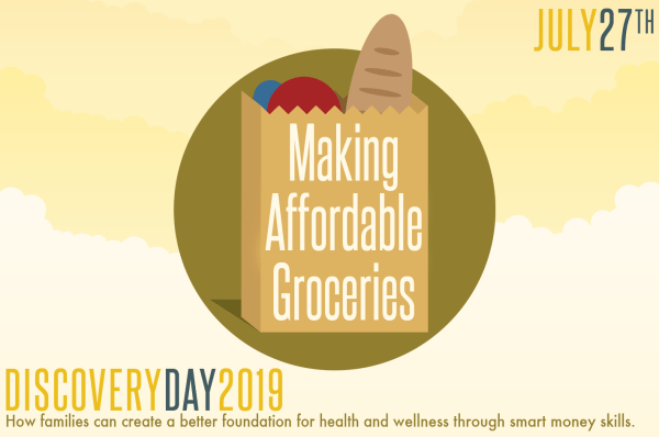 Discover Day 2019: Making Affordable Groceries in New Orleans