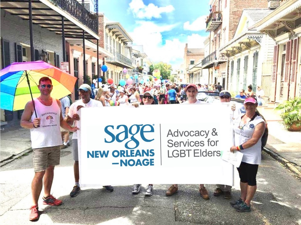 SAGE New Orleans - HIV Support Group