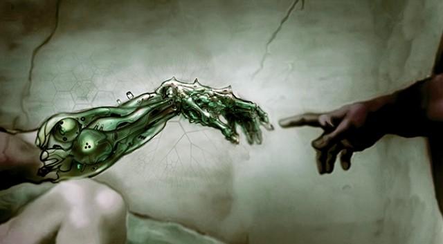 Finitude et Transcendance, le débat de la robotique