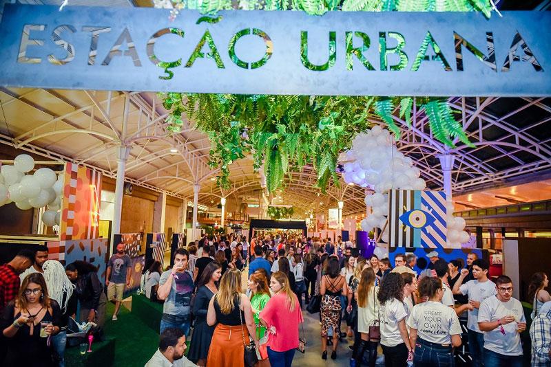 Shopping realiza festa eletrônica aberta ao público, com assinatura da Alter Disco