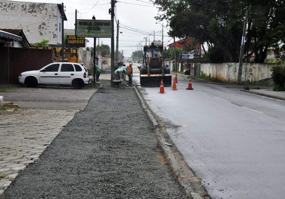 Calçada Vargem Grande Pinhais