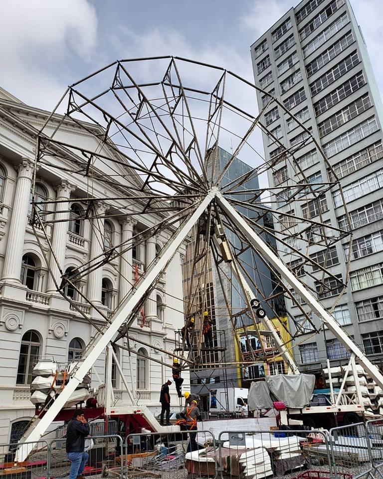 Roda Gigante Curitiba