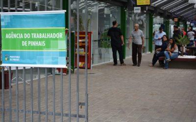 Agência do Trabalhador de Pinhais divulga vagas disponíveis em diversas áreas