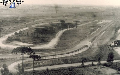 A história do Autódromo Internacional em Pinhais