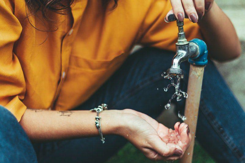 Falta de Água em Pinhais
