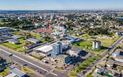 Pinhais tem o terceiro maior PIB da região metropolitana