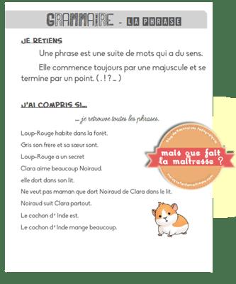 Faire De La Grammaire Ce1 Ce2 Année 1 : faire, grammaire, année, Download], Faire, Grammaire, Ahead, Reader