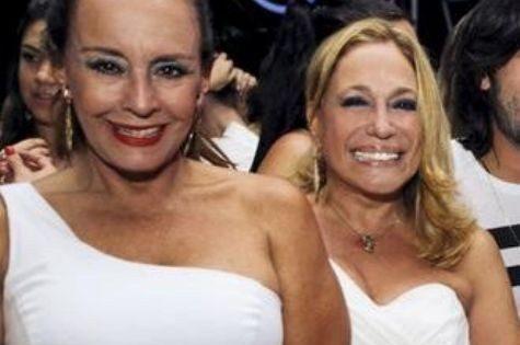 Suzana Gonçalves (E),  uma das proprietárias é irmã de Suzana Vieira...