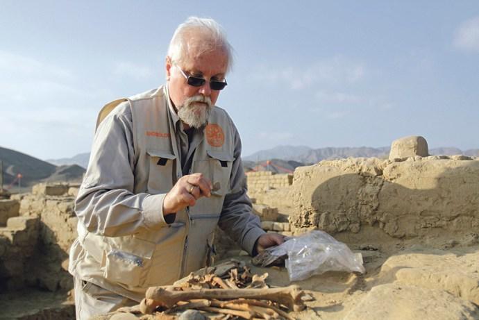 trabalhos mais legais arqueologo