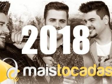 musicas mais tocadas em 2018
